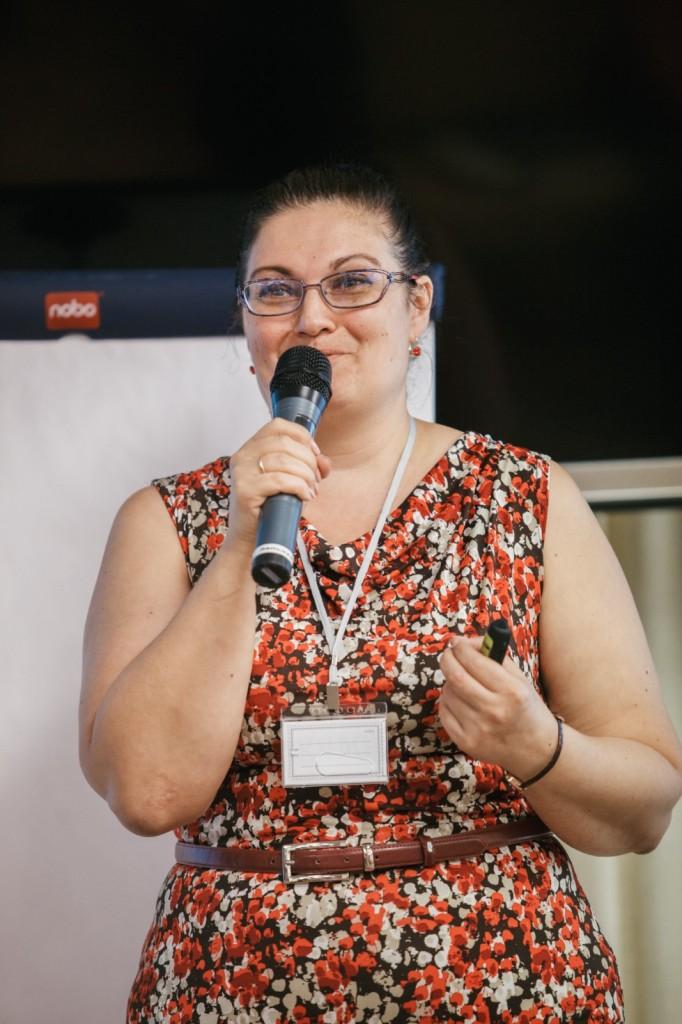 Юлия Кульчицкая конференция в Челябинске
