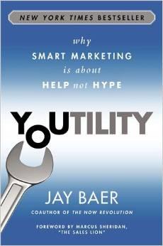 "книга ""Youtility: Why Smart Marketing Is about Help Not Hype"", автор Джей Байер"