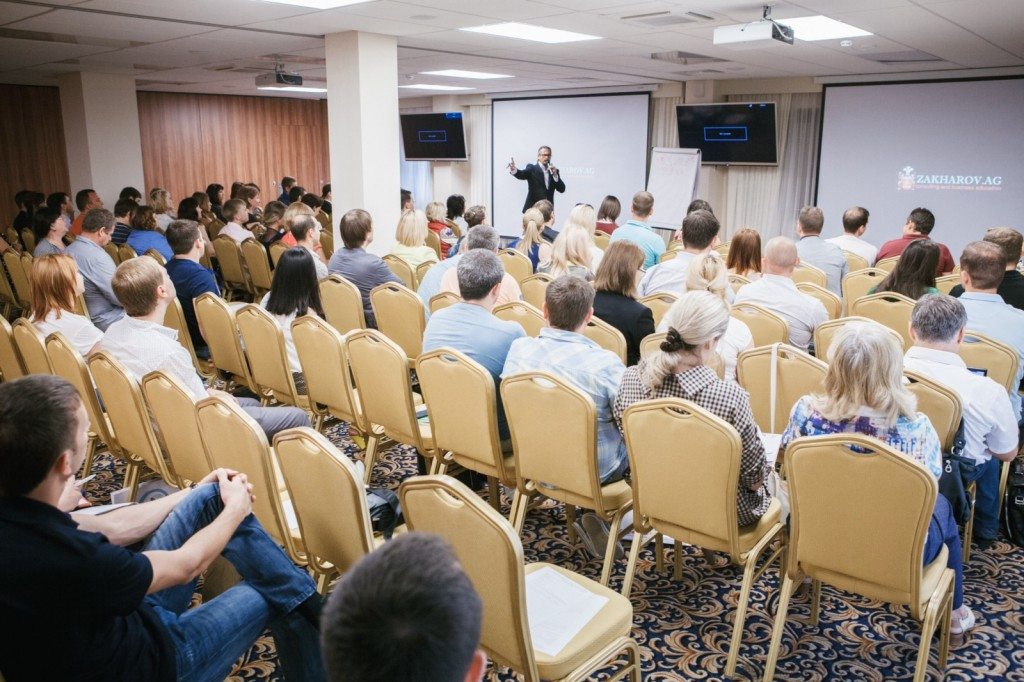 Андрей Захаров в Челябинске