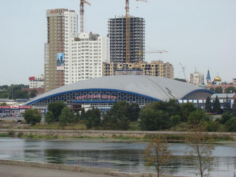 Торговый центр - Челябинск