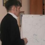 Олег Семёновых - мастер-класс в рамках Бизнес фитнес