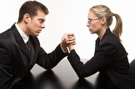 Женщины или мужчины в бизнесе